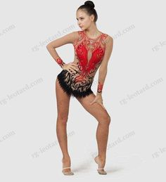 Queen of Spades, Competition Leotards, pic 3