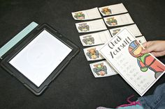 Challenge your students to MATH RACES!  There are three ways to use these engaging products to practice basic upper elementary skills!