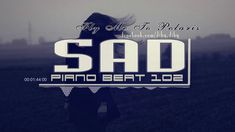 Inspiring Sad Piano x Drums Beat Rap/Hip Hop Instrumental