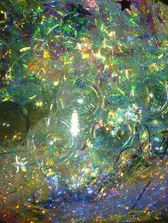 glittery stuff | Glittery stuff