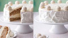 Raffaello Torte Rezept | Sanella