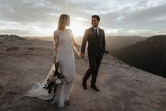 I was fortunate enough to capture Emily & Sam's Blue Mountain Elopement near Sydney Australia. Check out their Wedding.