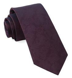 The Tie Bar: Refinado Floral Ties Wine 3 In. Regular Length - 58 In. Wedding Ties, Wedding Attire, Traditional Jacket, Groom Ties, Boys Ties, Collar Stays, Tied Shirt