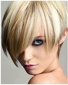 Pixie--could be the new cut for the new year!