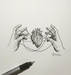"""""""Heart Strings"""" by Kerby Rosanes"""