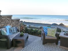 VRBO.com #626628 - Bright, Beautiful, Spacious Luxury Beachfront Vacation Villa, Bbq, Central Air,