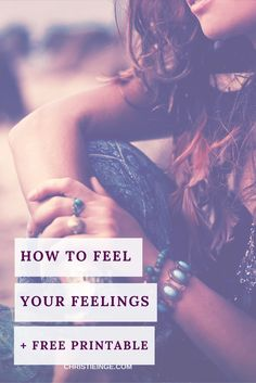 feel your feelings tips w/ free printable | feelings and emotions