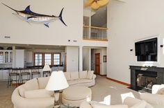 SOUTHERN EXTREME - 6 bedroom, 5.1 bath on the Hatteras ocean front
