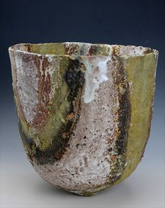 Craft Finder's guide to this summer's ceramics fairs (and we will be at Art in Clay plus Art in Action!)    Image: Rachel Wood, Large conical bowl, 35cm