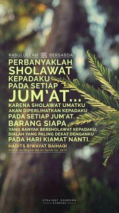 Salam Jumaat Quotes, Pray Quotes, Hadith Quotes, Muslim Quotes, Words Quotes, Best Quotes, Life Quotes, Reminder Quotes, Self Reminder