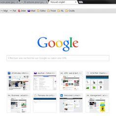 30 astuces pour gagner du temps avec votre navigateur Internet - JDN Navigateur Internet, Page Web, I Google, How To Plan, Words, Point, Netflix, Software, Awesome
