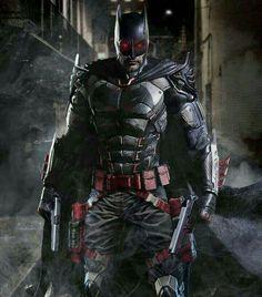 Flashpoint Batman (Thomas Wayne)