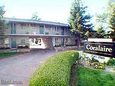 Coralaire Apartments  2545 Fulton Ave.  Sacramento, CA  Rent $550-$599  Deposit $300
