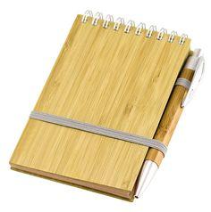 Libreta Bamboo.