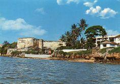 Fort Jesus & Mombasa Club 1960s