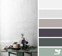 { Foraged Hues } image via: @mademoisellepoirot | featured in the seasonal Color Atlas | Design Seeds + Color Atlas by Archroma®