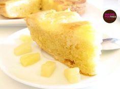 tarta de piña irresistible