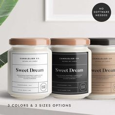 Get 20% off on all our candles plus Free US shipping! Order Now!!! Candle Branding, Candle Packaging, Bottle Candles, Diy Candles, Custom Candles, Design Poster, Label Design, Diy Candle Labels, Ideias Diy