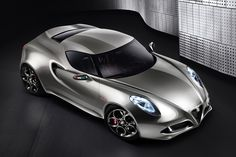 Alfa Romeo 4C will Arrive in the U.S. by the End of 2013, Says Marchionne - Carscoop