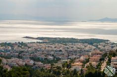 View from Panorama Voula #AthenianRiviera #passionforgreece #greece #athens #view