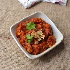 Nepali Tomato Chutney (Tomato Achar) by Cook's Hideout