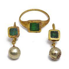 earrings egyptyan royal scottish museum - Cerca con Google