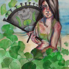 sunburn memories via http://www.redbubble.com/people/resonanteye/works/15996052-sunburn-memories