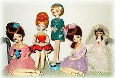 one eyed mod doll - Google Search