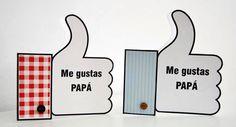 Haz una tarjeta para el Dia del Padre