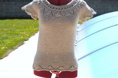 Ravelry: yolau65's My light sand top !