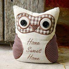 Owl door stopper