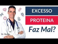 Excesso de Proteina Faz Mal? - Diabetes Controlada - YouTube
