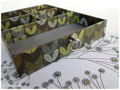 Diese aufwendig gefertigte Schachtel ist optimal geeignet um darin seine Lieblingsschmuckstücke aufzubewahren oder aber auch als netten Ort für besond
