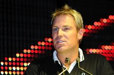 Shane Warne attends the Aussie Millions Celebrity Poker Challenge for charity at the Crown Casino on January 19, 2011 in Melbourne, Australia.