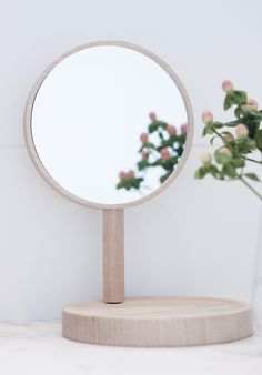 Balcon mirror by Inga Sempé for Mustache | Coffee Table Diary -blog