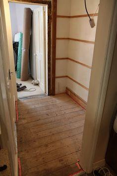 carpet, before