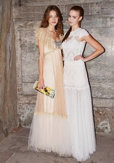 linadimoda.freshnet.es: photos from my birthday when we went to see opera at the Royal Castle. me and my friend Jasmine were both wearing amazing princess dresses from Ida Sjöstedt. it was a magical night. a cinderella story. literally. dress and shoes Ida Sjöstedt.bag grandma´s  vintage fur.