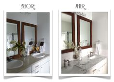My Suite Bliss: Bathroom Updates