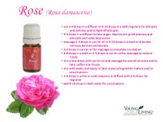 Rose has a beautiful, strong floral and sweet fragrance that is intoxicating and highly romantic. It helps bring balance and harmony with stimulating and uplifting properties that create a sense of well-being and self-confidence. Used for skin care for thousands of years, it is perfect for dry or aging skin.