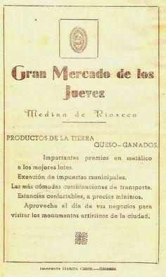 Memorias de Rioseco Memoirs, Places