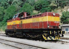 čerstvě natřená 285 8.1994 MB Electric Locomotive, Steam Locomotive, Magnetic Levitation, Civil Engineering, Around The Worlds, Old Trains, Europe