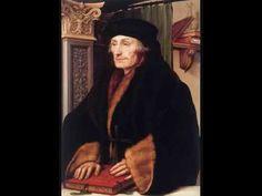 Desiderius Erasmus • In Our Time https://www.youtube.com/watch?v=bP2juxV53Xo