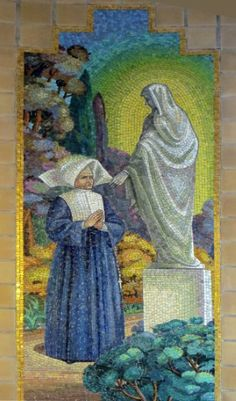 St. Louise De Marillac collection