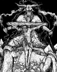 Welcome to Baphomet's Improv Challenge: Final Round! Geoff: Can you move your scythe just a little bit up? I got a real bad itch there… Baphomet: Geoff, otherwise known as Fake Jesus, are you ready...