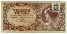 10000 Pengo Hungary 1945