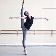 Maria Khoreva Vaganova Ballet Academy student // Flexistretcher #OdileVest
