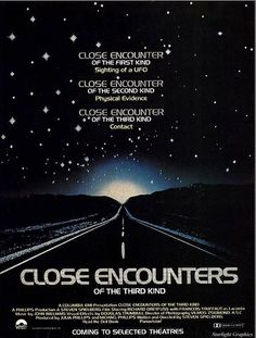 :: Close Encounters Of The Third Kind ::