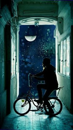 Ride into the mystic.