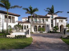 Mediterranean mansion, Weston, Florida
