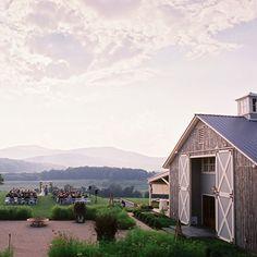 Romantic Wedding Venues in the US - Pippin Hill Farm & Vineyard